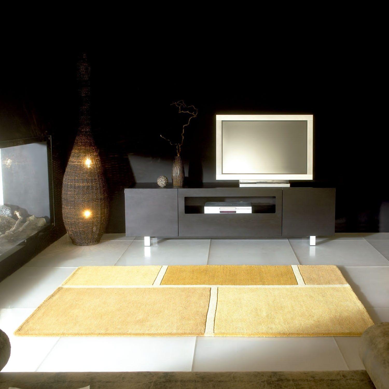 Carving alfombra moderna field beige alfombra moderna field beige fabricada a mano 100 en lana - Carving alfombras ...