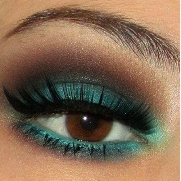 Photo of 4 Augen Make-up Ideen, wie Sie bunte Lidschatten auftragen