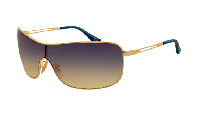 ray ban sunglasses golden  ray ban gold frame sunglasses