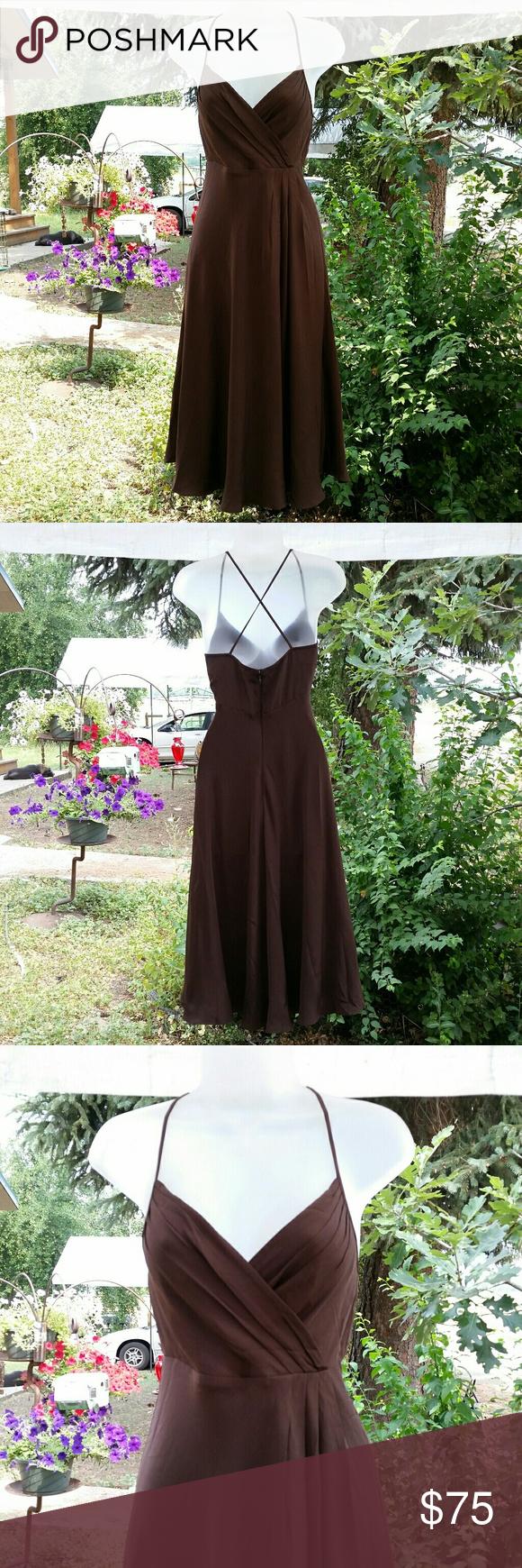 J crew silk goddess gown empire waist elegant sz pinterest