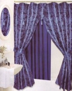 Choosing A Fabric Shower Curtain Fabric Shower Curtains