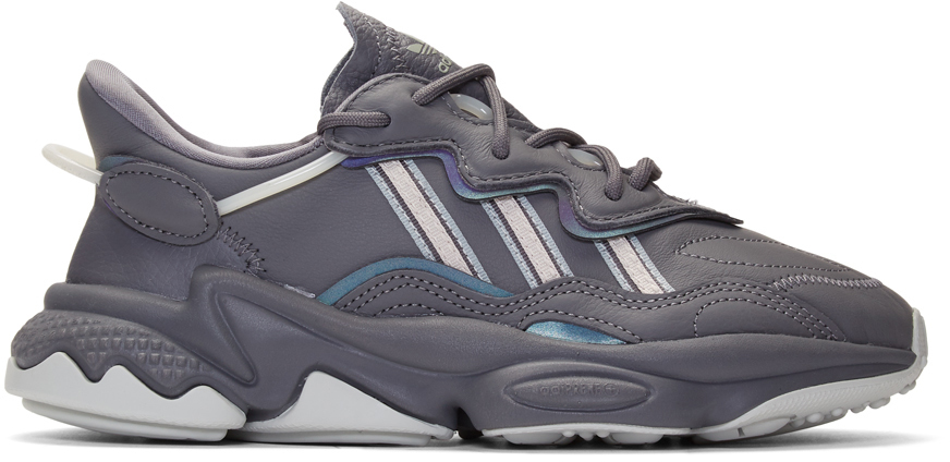 adidas Grey Ozweego Sneakers in 2020 - Schoenen