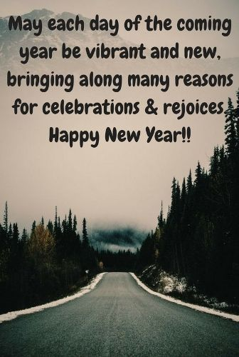quotes for happy new year 2018 to wish friends and family. Its your ...