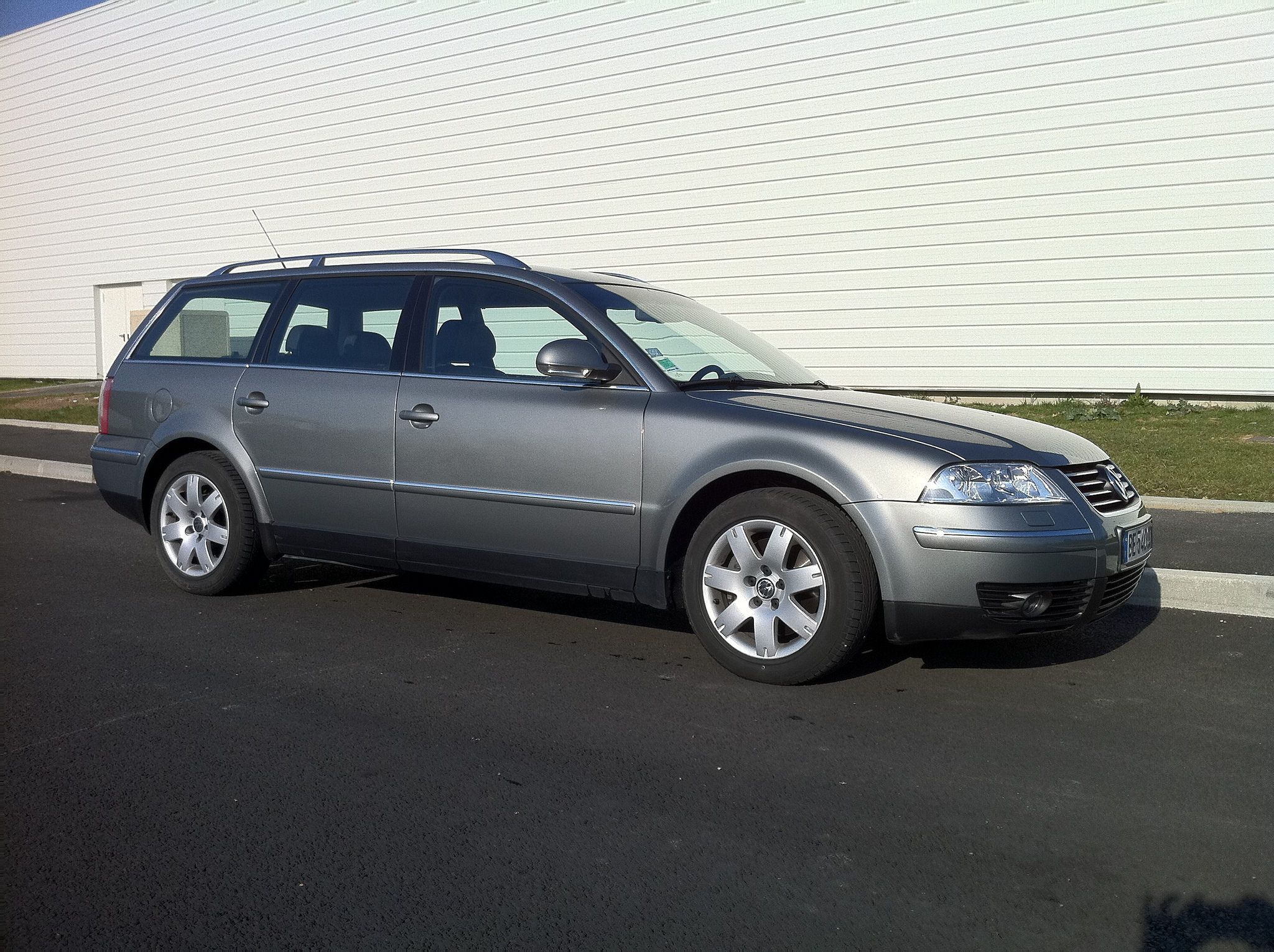 VW passat V6 4motion