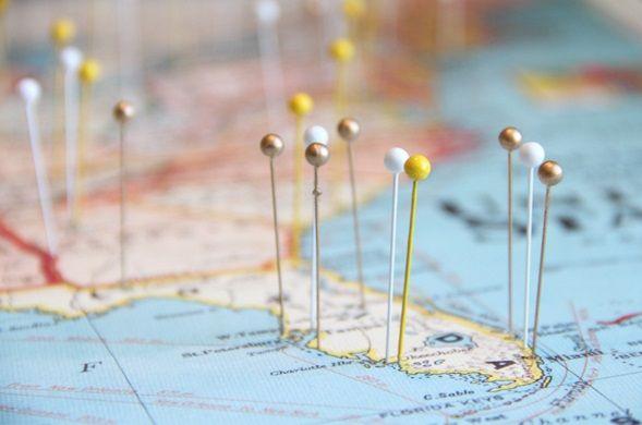 Florida Travel Pins