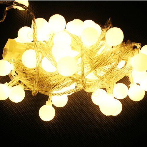 RioRand® Waterproof Ball Shape Fairy String Lights for Party