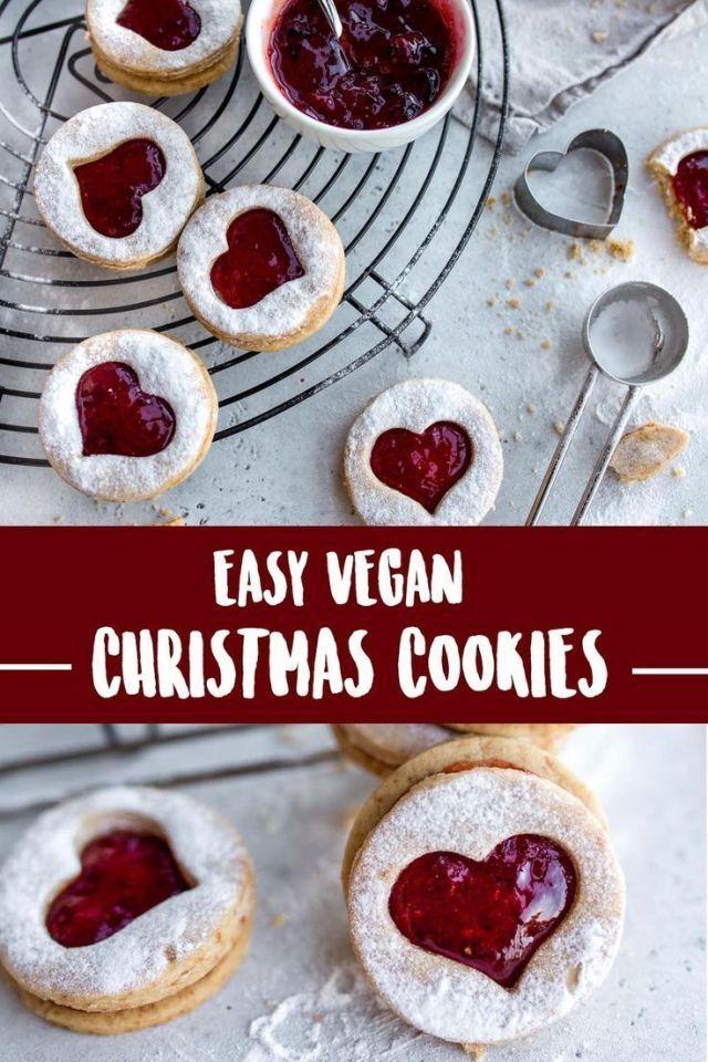 Simple vegan Christmas cookies that everyone can make Simple vegan Christmas cookies that everyone can make,