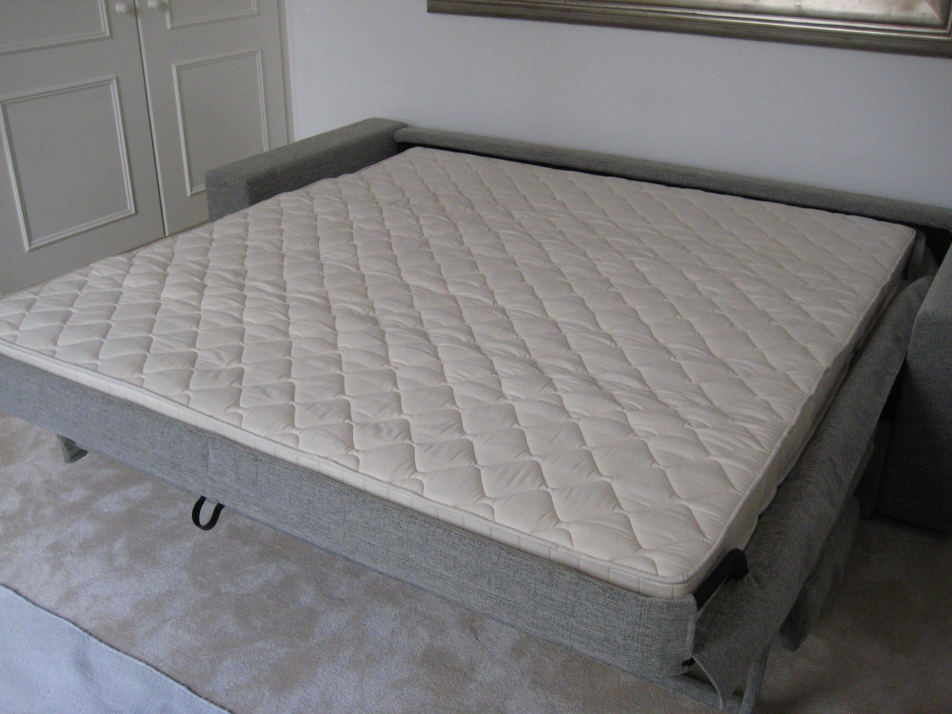 Sofa beds with sprung mattress - Mattress