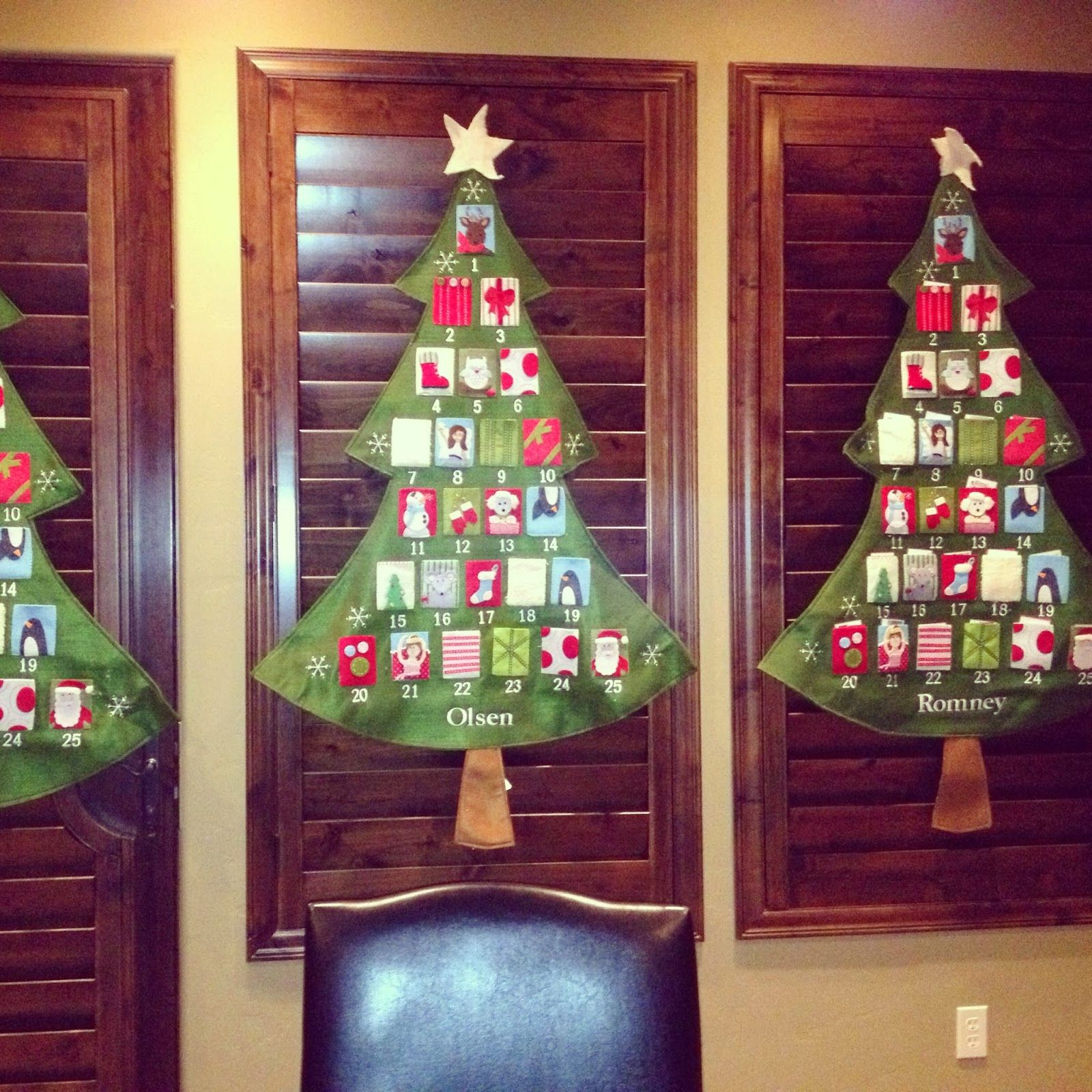 kids barn christmas tree calendar barns pottery watch diy advent dollar dupe