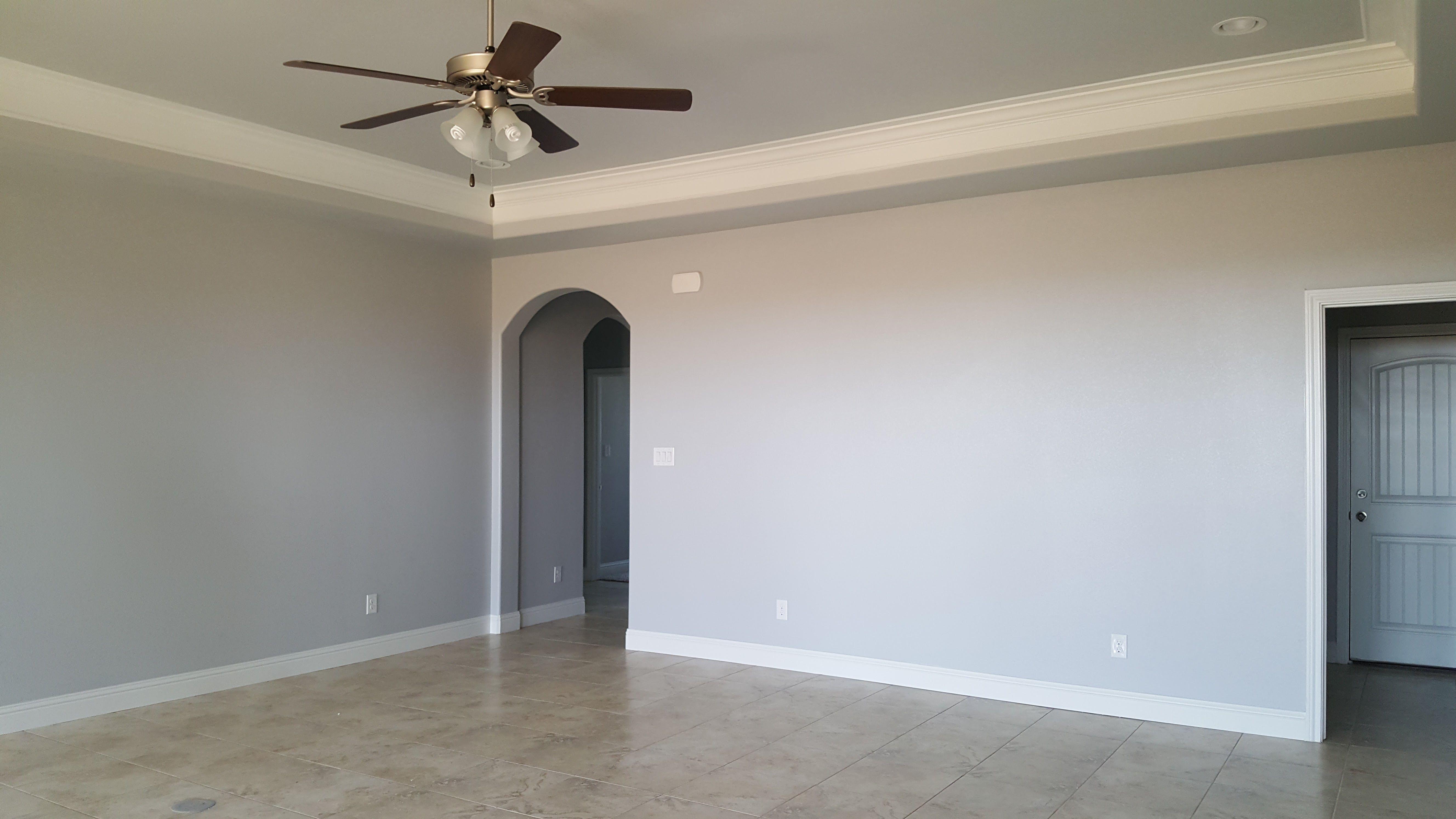 An U0027Erminiau0027 Family Room: Passive Walls, Doors U0026 Trim In Extra White