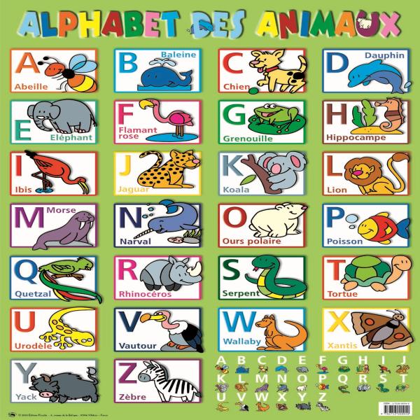 Alphabet | FLE - Enfants / Comptines