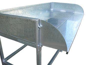 metal potting bench - Szukaj w Google   stół roboczy   Pinterest