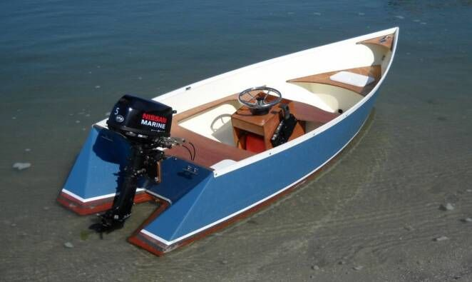 Tango Skiff | Boats in 2019 | Boat, Boat plans, Plywood ...