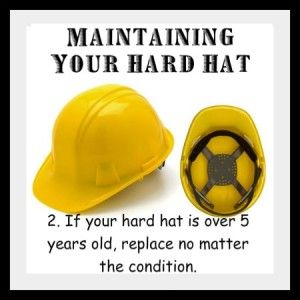 Top 5 Maintenance Tips For Your Hard Hat Hard Hat Hard Hat Accessories Hats