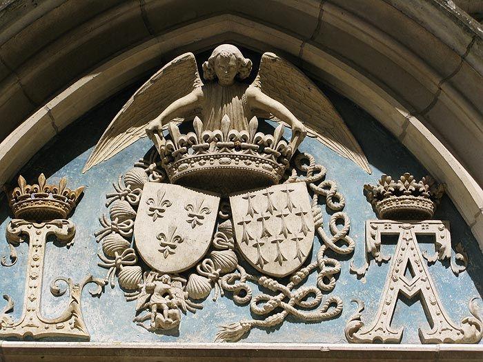 Château de Blois – la chapelle Saint Calais