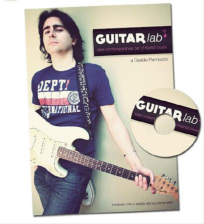 Contemporary Ideas for blues guitar players - Blues Guitar Lessons | Davide Pannozzo