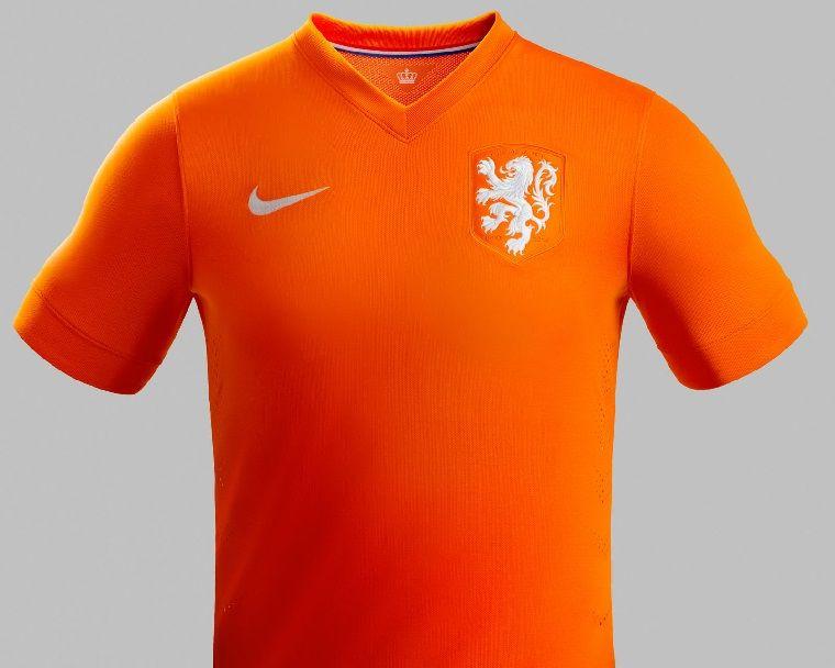 Camiseta Holanda  b882c12e43ef3