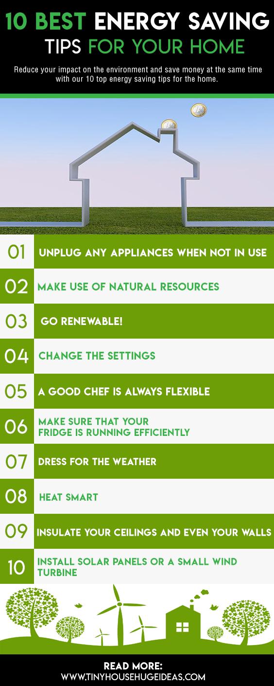 10 Top Energy Saving Tips For The Home Finances Energy Saving Tips Saving Tips Save Energy