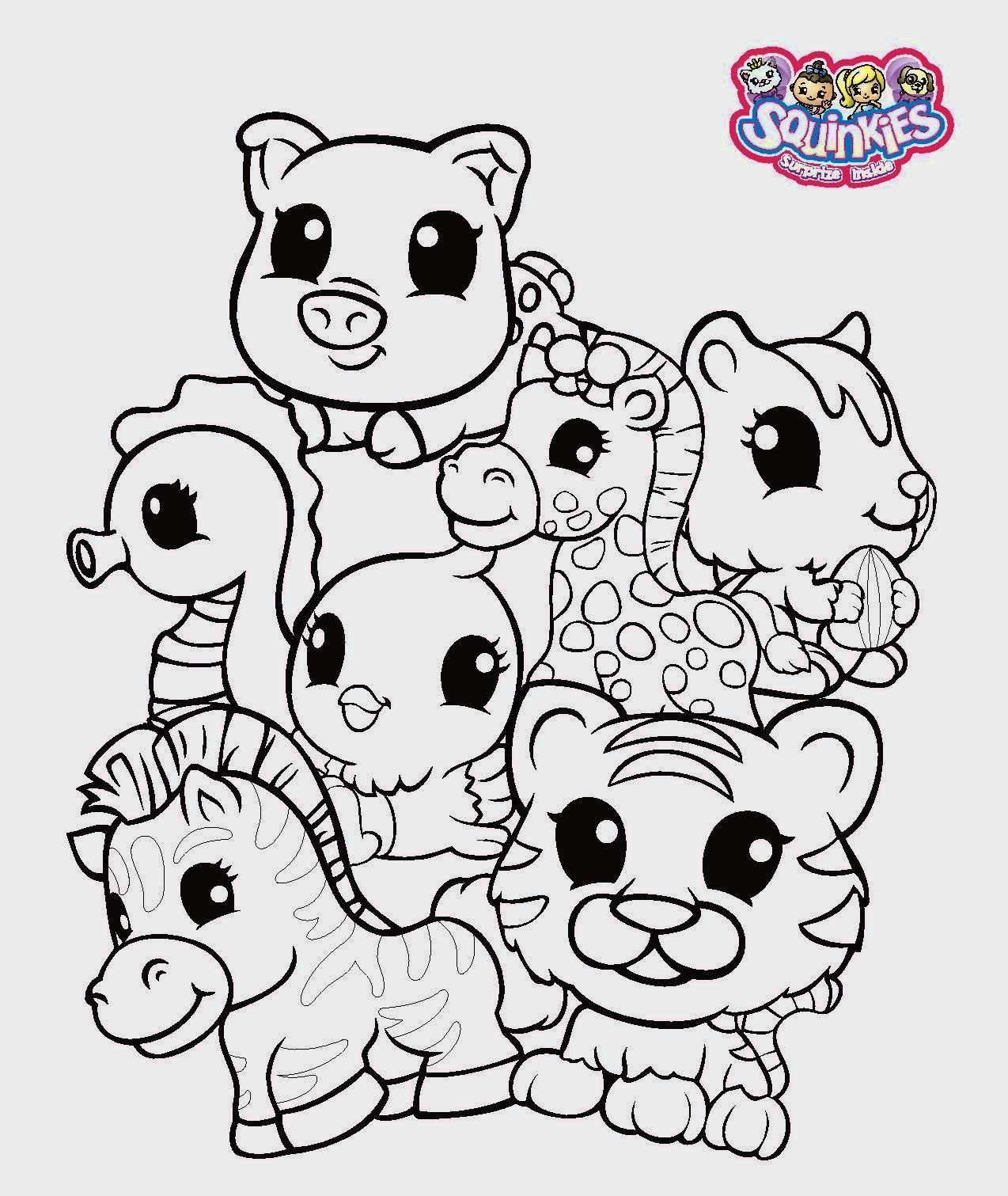 Squinkies Coloring Pages | Coloring Pages | Pinterest