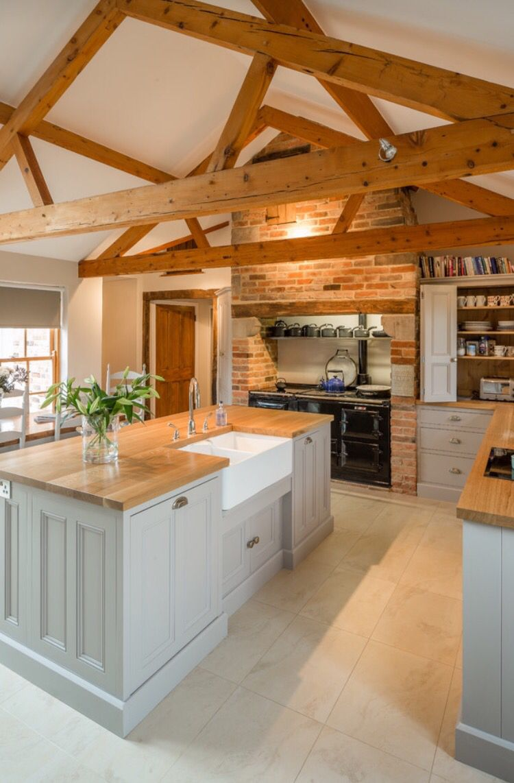 Handcrafted kitchen   Kitchens   Pinterest   Küche, Haus ideen und ...