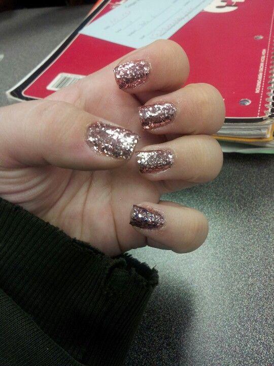Super sparkly sallygirl nail polish from Sally\'s Beauty Supply ...