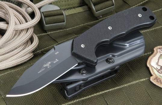 Emerson PUK-BT Police Utility Fixed Blade | Emerson Knives