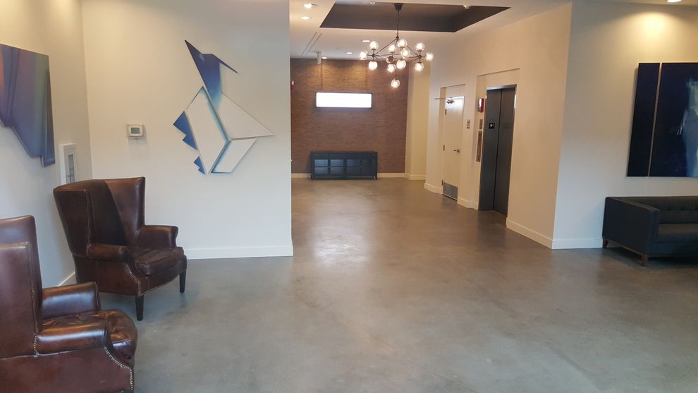 So Exquisite No One Will Guess It Is Concrete Call Us At 206 922 4612 To Learn More About Polishing Concre Polished Concrete Concrete Decor Concrete Floors