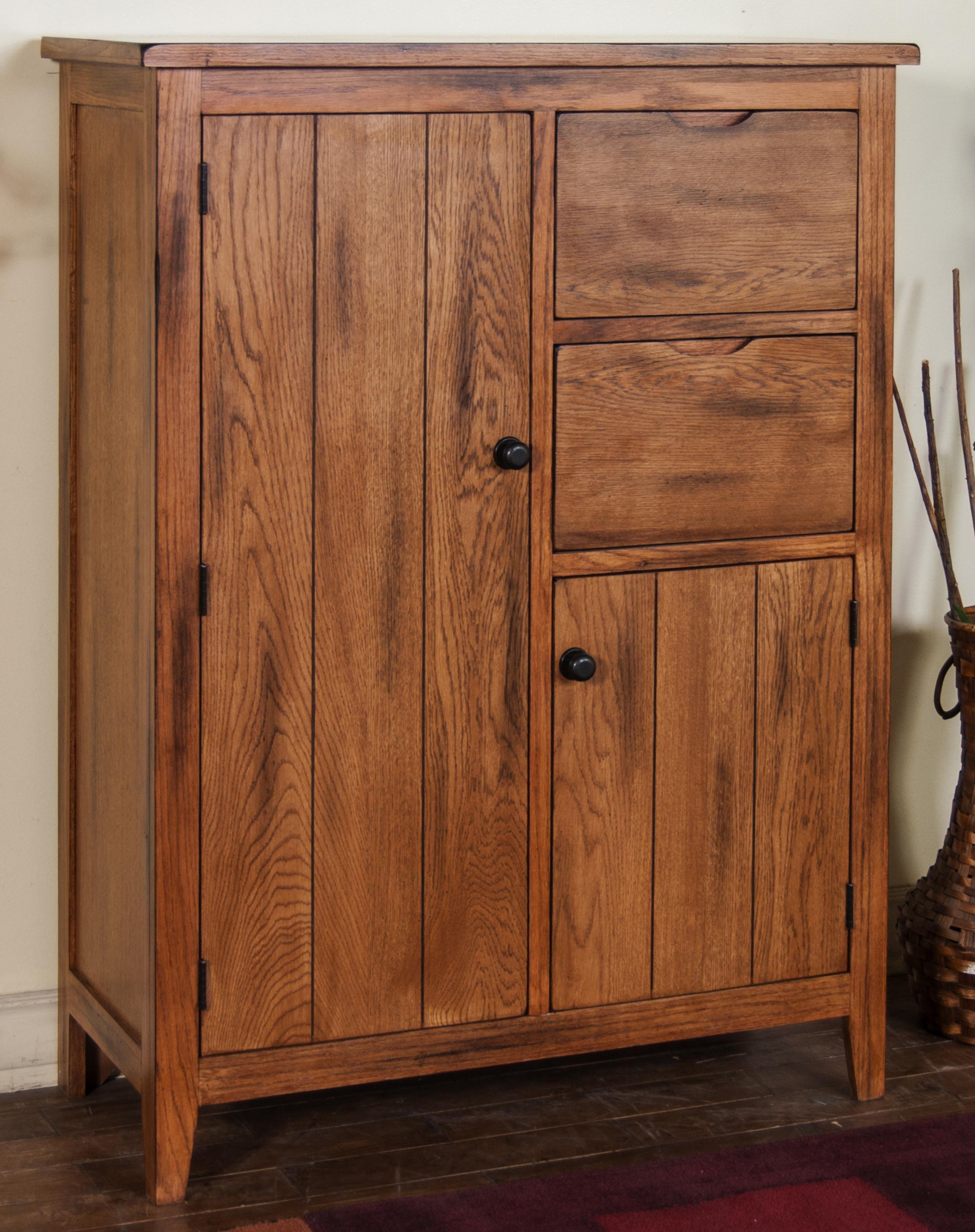 Sedona Cupboard By Sunny Designs Pantry Cupboard Wood
