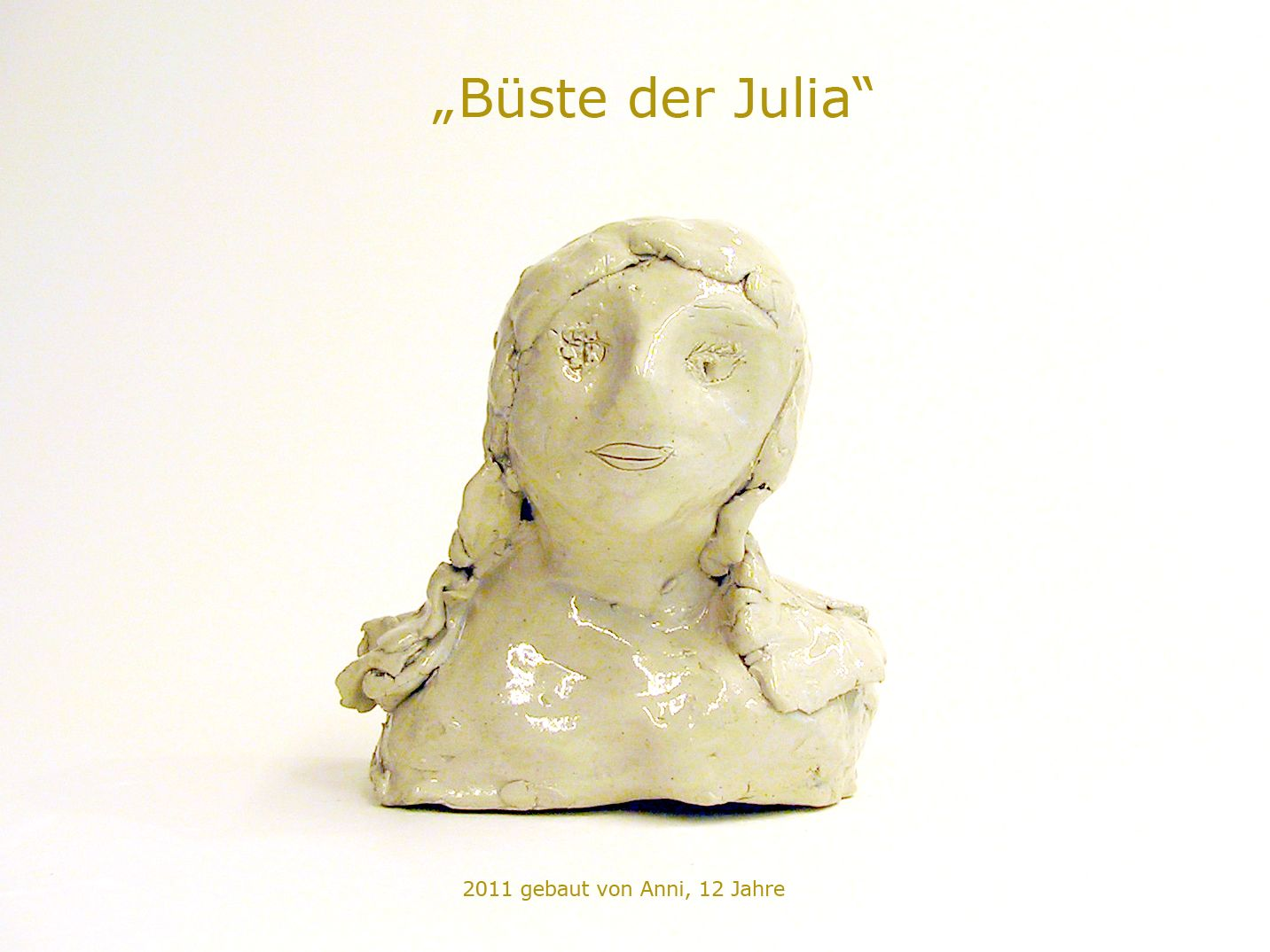 Büste der Julia