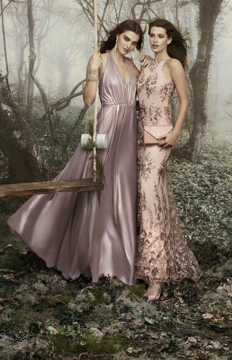 a1dda7f77a32 Lavender Bridesmaids Dresses, Purple Bridesmaids Dresses | Winter Wonder  Wood: The Wedding Boutique by LE CHATEAU