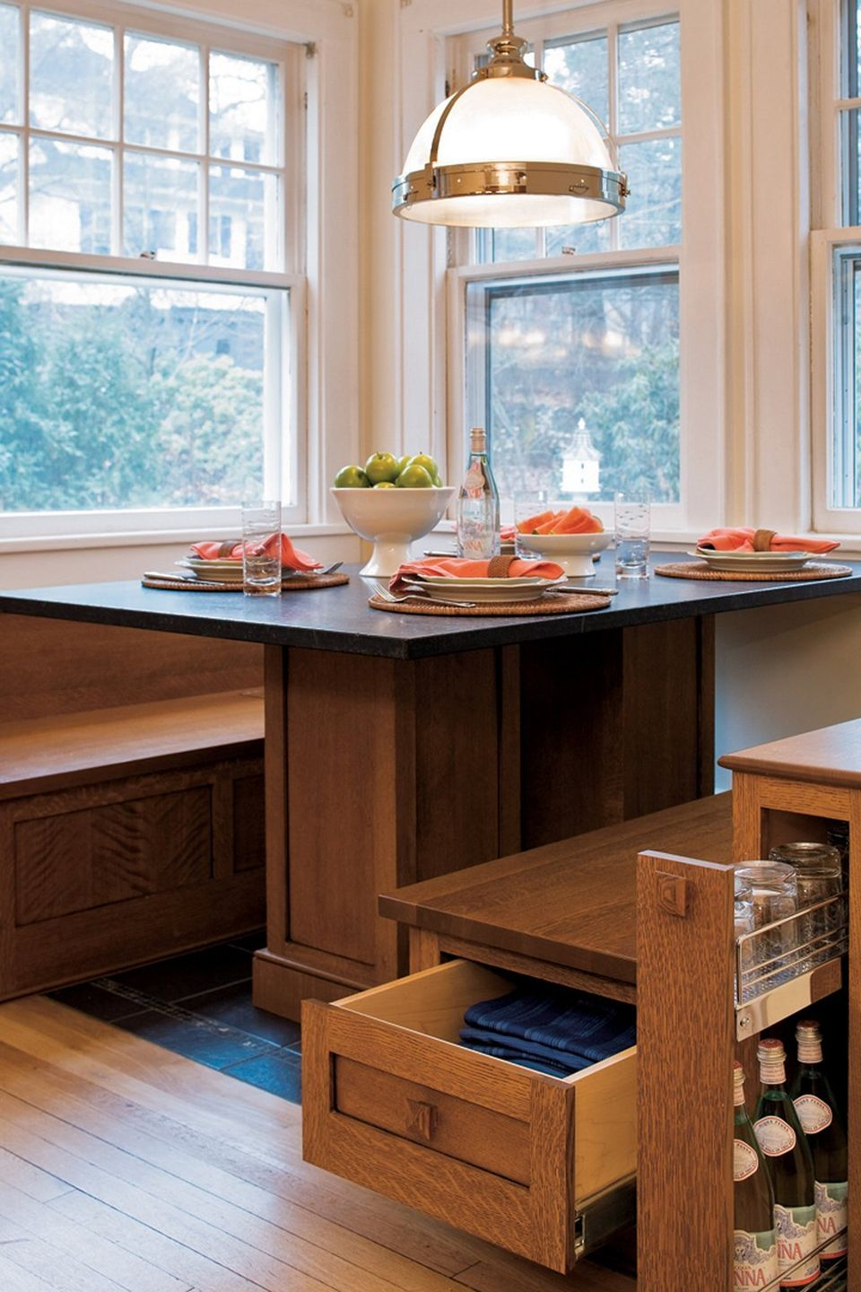 30 Ways To Declutter Your Kitchen Kitchen Table With