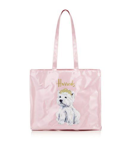 HARRODS NEW SCOTTIE DOGS SHOPPER SPECIAL OFFER PRICE.
