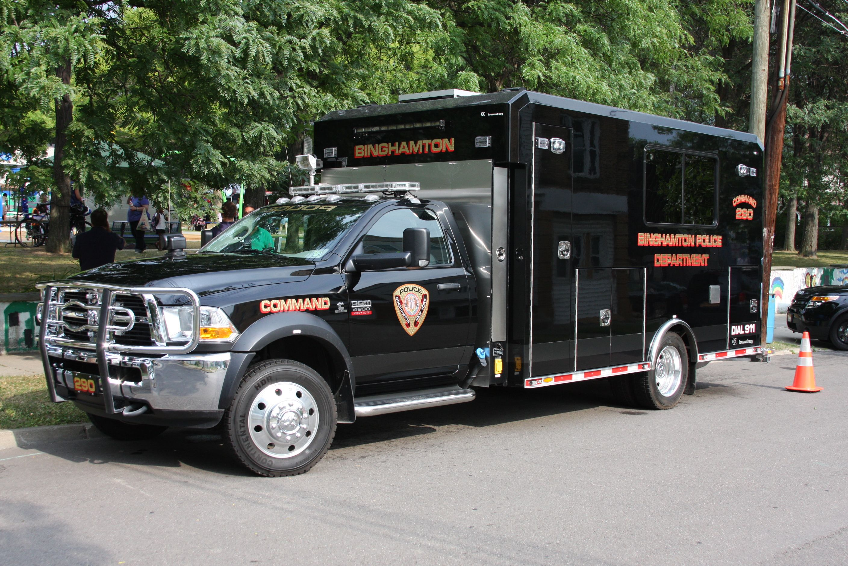 Command Vehicle | Police Vehicles | Vehicles, Police cars