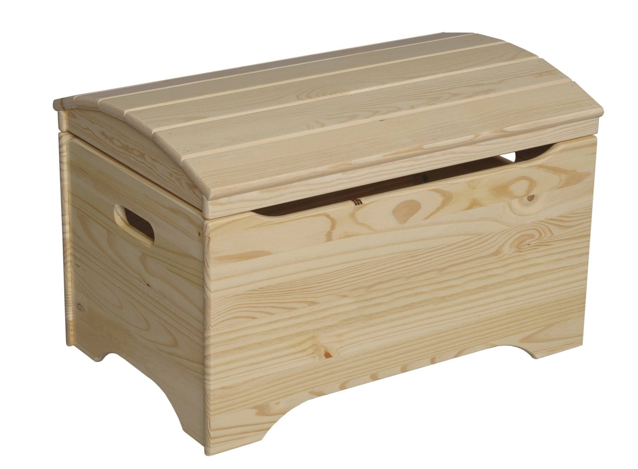 Treasure Chest Toy Box Wooden Toy Chest Unfinished Wood Toy Etsy Wooden Toy Chest Toy Storage Bench Toy Boxes