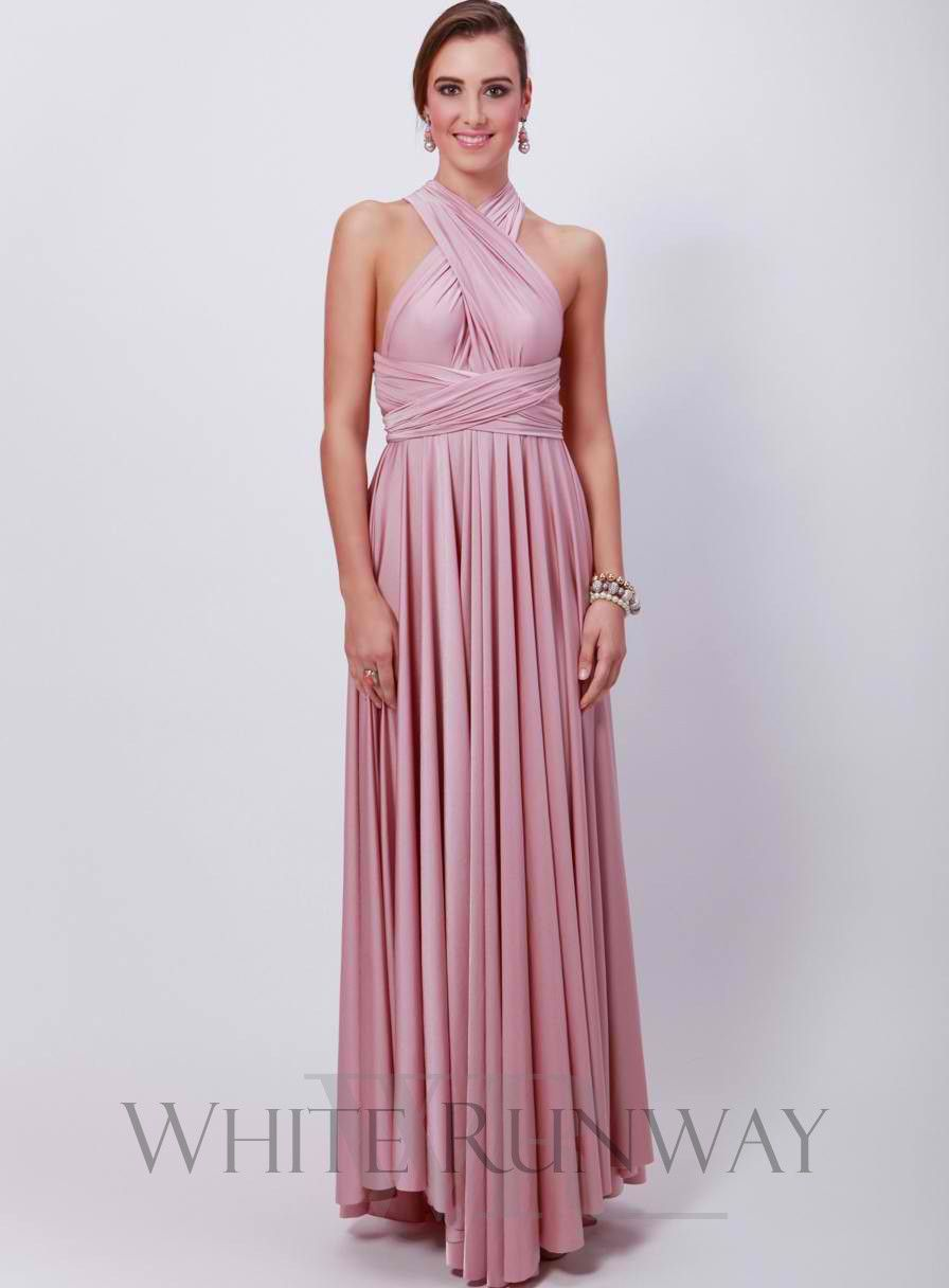 Convertible Multi-Wear Bridesmaid Dresses by Goddess By Nature ...