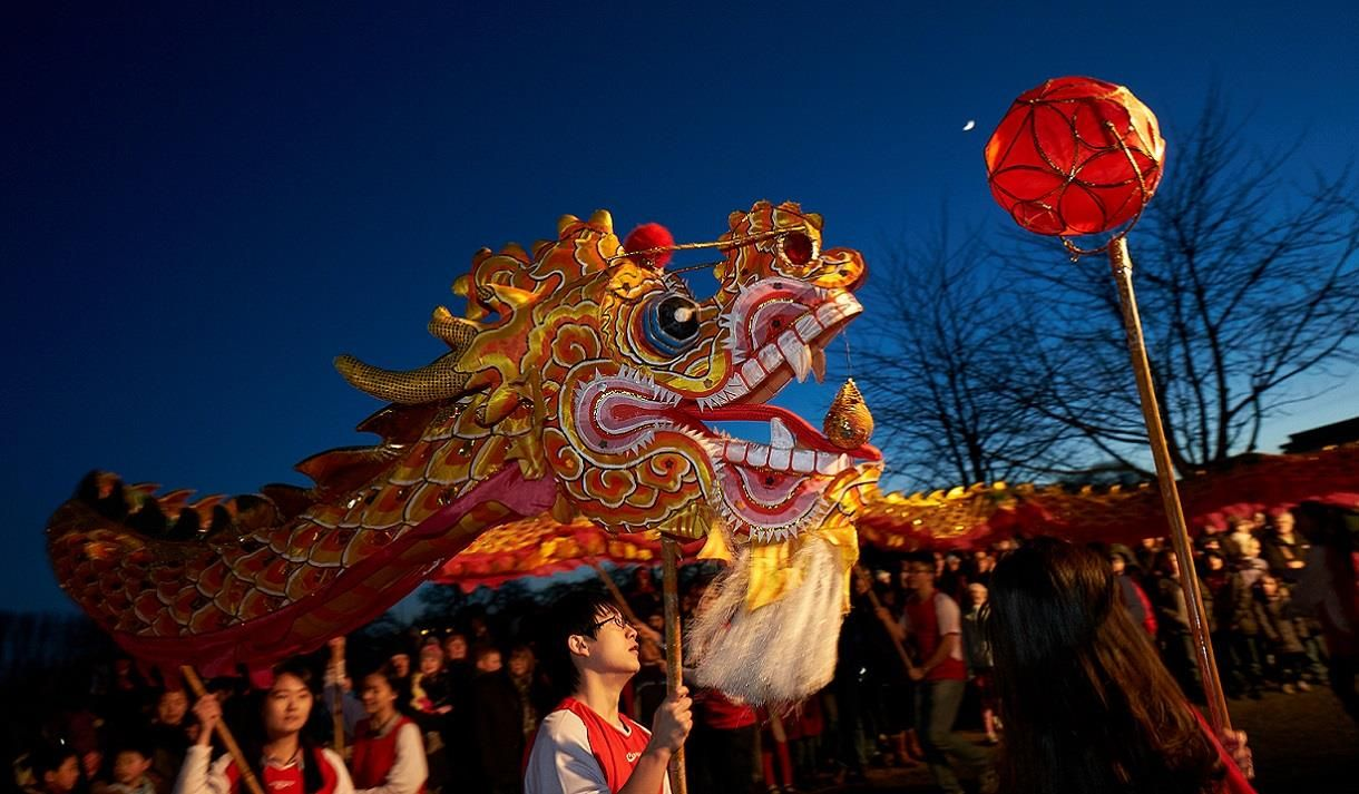 Chinese New Year Celebrations at Old Market Square New