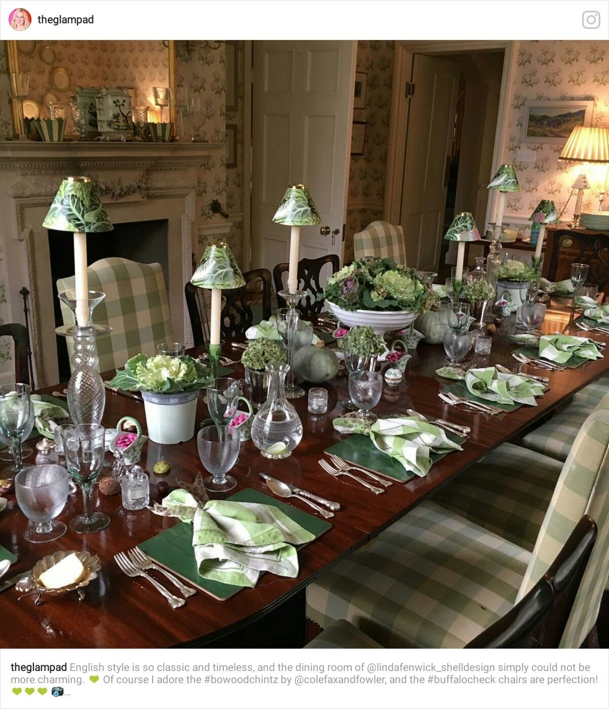 Cheerful Green and White Table Setting Linda Fenwick & Pin by Madeleine Rackley on Beautiful Tables | Pinterest ...