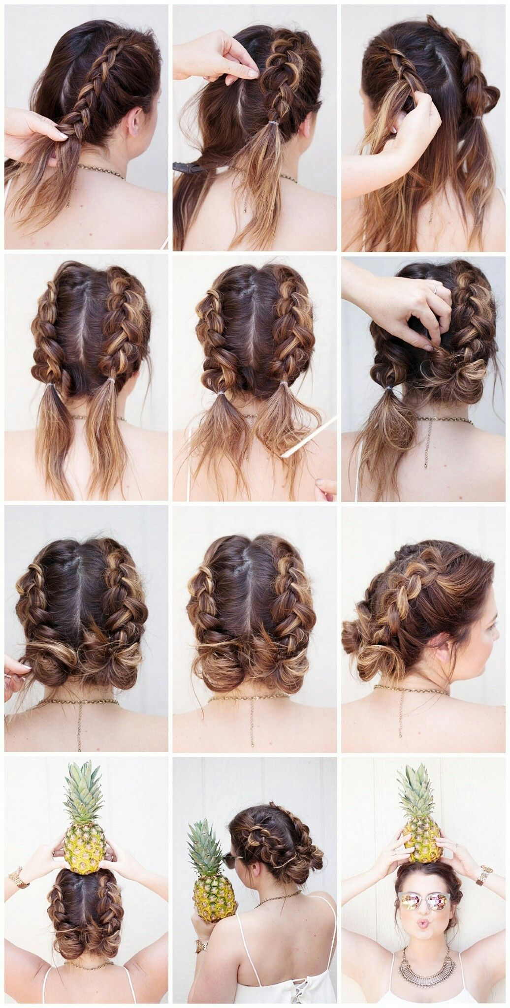 Pin by candy cordero on hairstyles pinterest hair style makeup