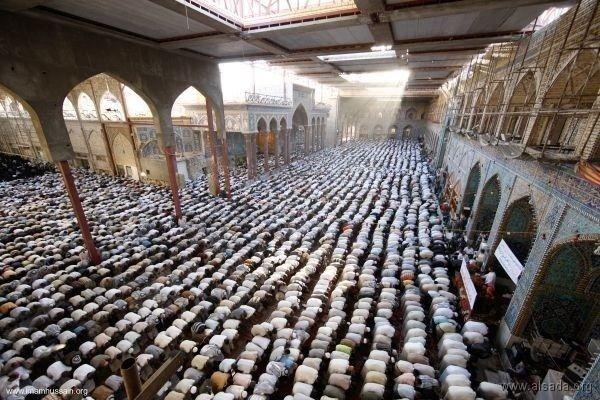 إسلاميات : 7 فضائل مذهلة في يوم الجمعة