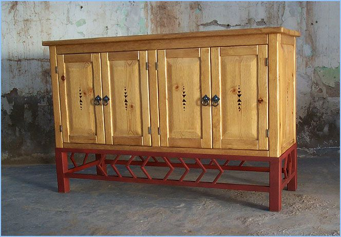 Exceptional Soutwest Style Painted Furniture | Southwest Dining Furniture, Sets,  Chairs, China Cabinets Tables
