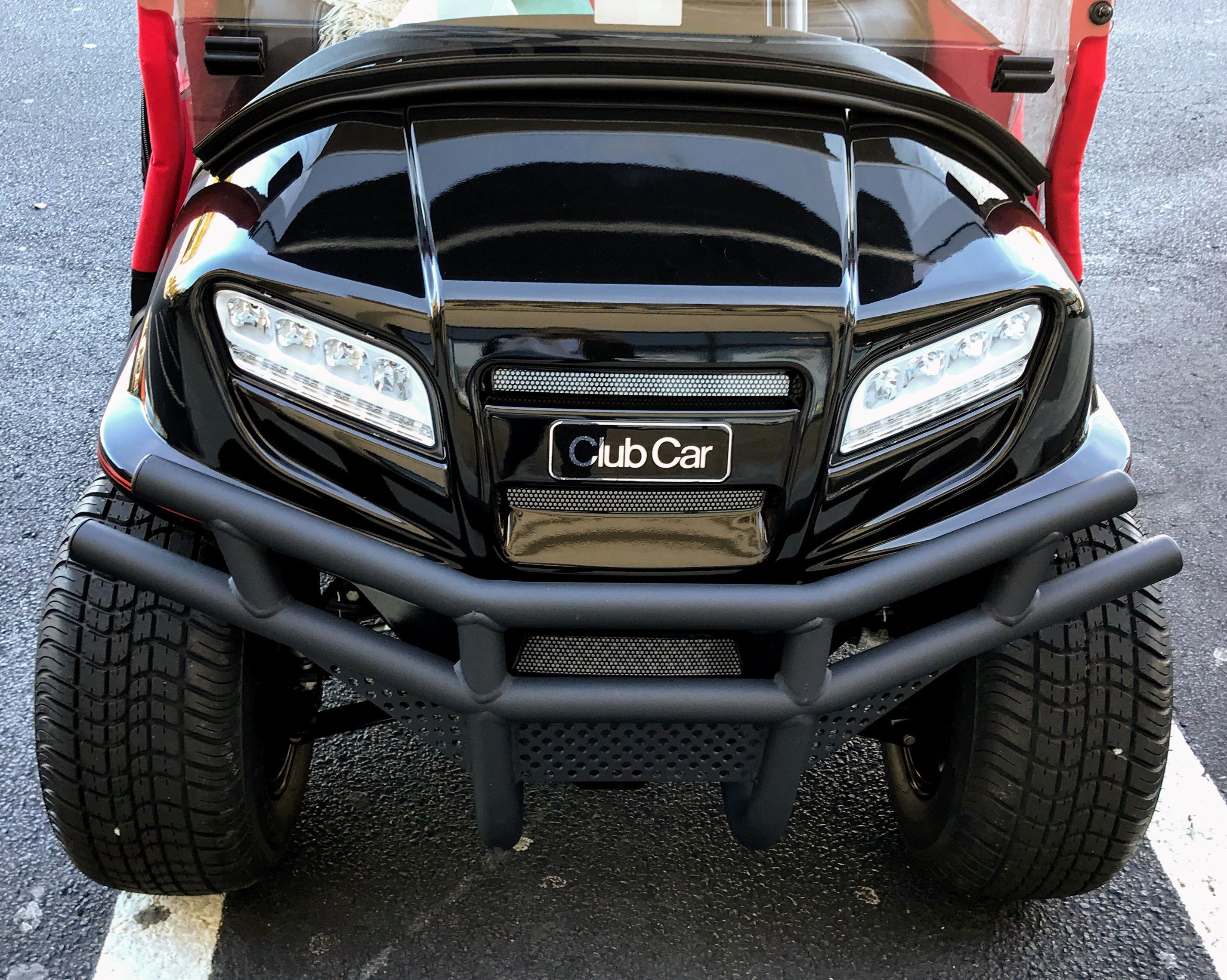 Club Car Golf Cart Accessories For Cold Customization And Comfort
