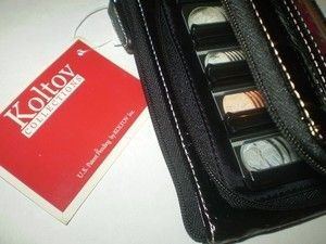 Koltov Collections Wallet w/ Slots to Organize Coins ...
