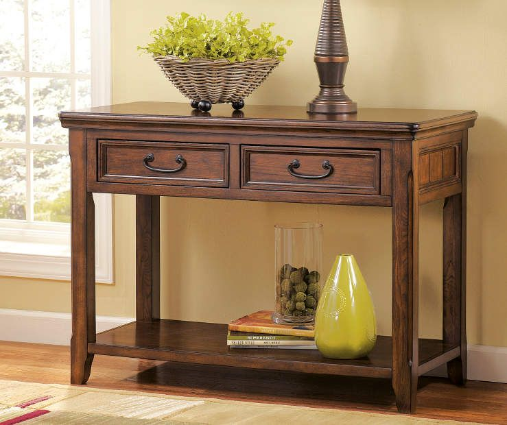 Woodboro Dark Brown Console Table In 2020 Console Table Table