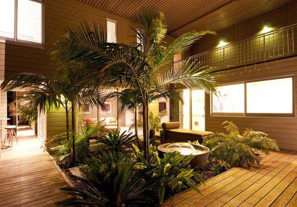 20 Beautiful Indoor Garden Design Ideas Minimalist Garden