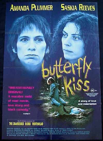YOUNG: Butterfly lesbian film