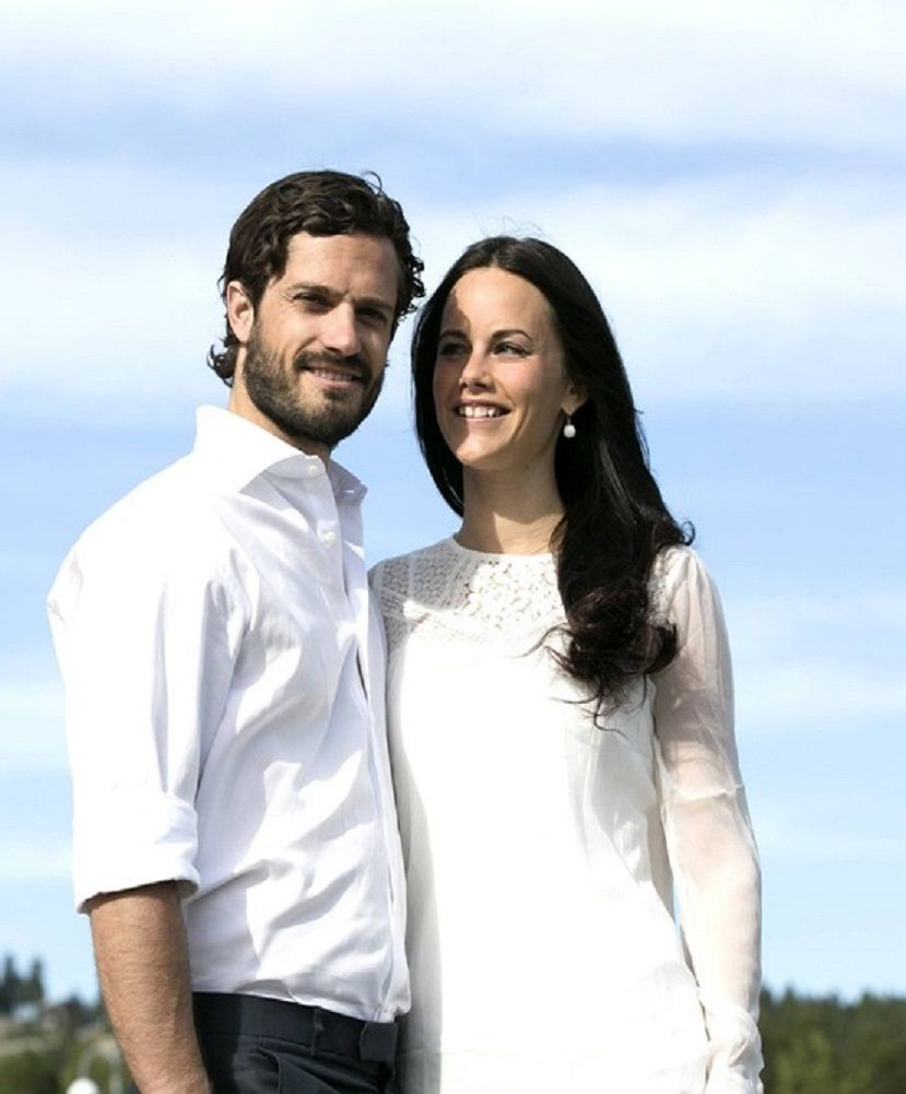 Now Swedish Prince Carl Philip and his fiancée Sofia Hellqvist tells about their love to the Swedish newspaper Dalarnas Tidning during an exclusive interview. 06.07.2014