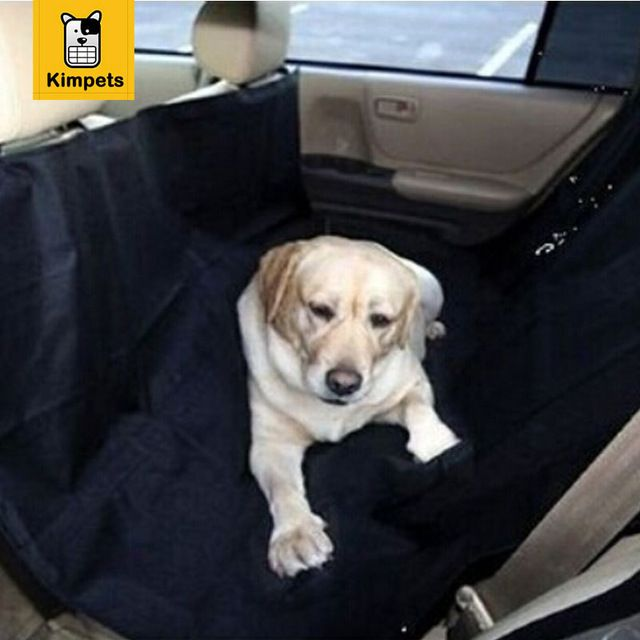 Puppy Safety Waterproof Mats Hammock Protector Rear Back Seat Pet Dog Car Mat Seat Cover Dog Blanket Cover Mat Pet Carrier