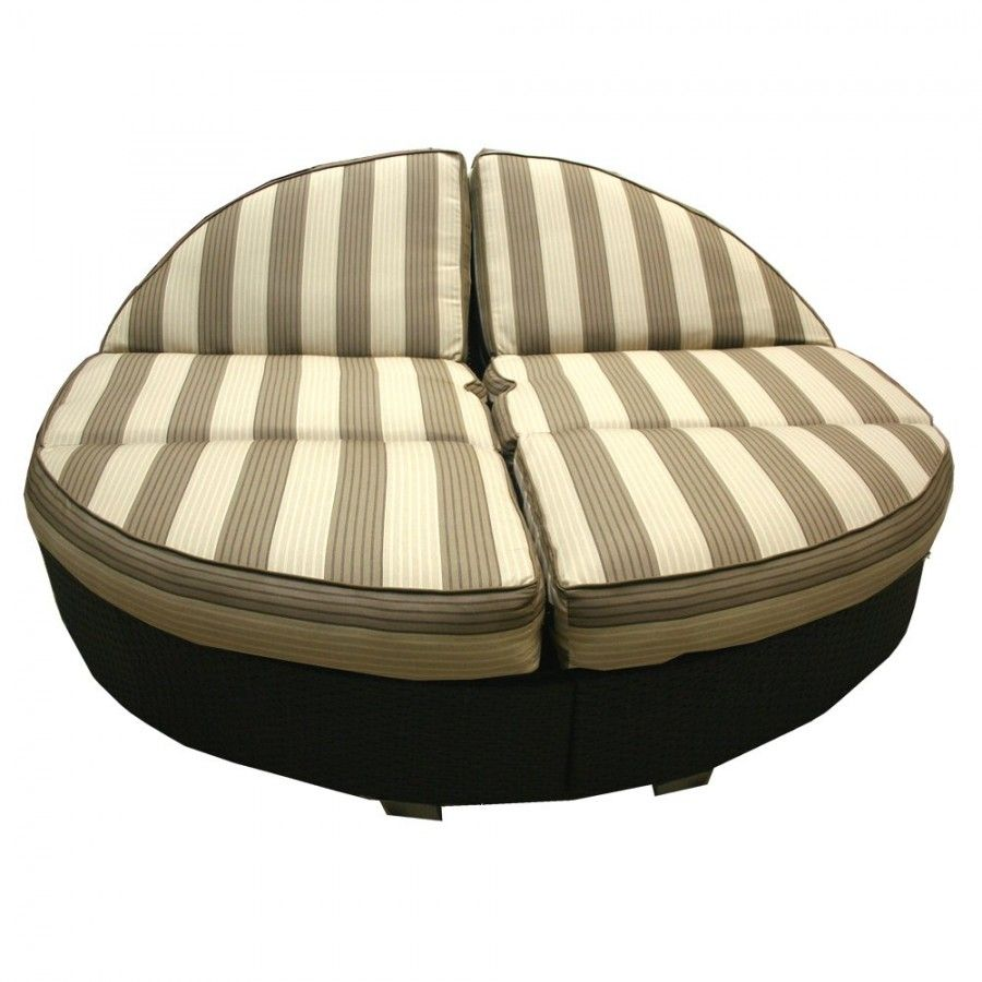 Patio Furniture Chaise Lounge, Round Lounge Chair Outdoor Cushions