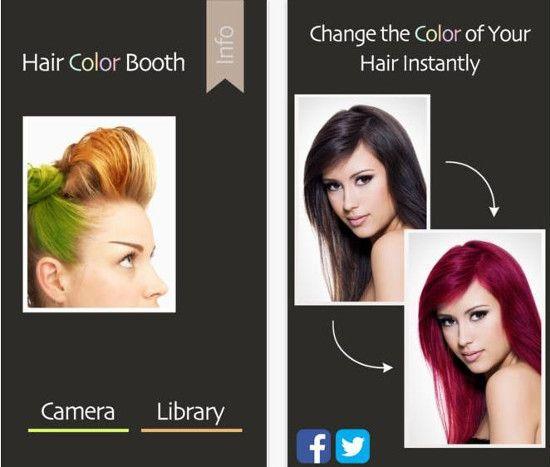 Vier Leuke Apps Voor Kapsels Het Nieuwsblad Http Www Nieuwsblad Be Cnt Dmf20141013 01318800 Hair Colour App Cool Hairstyles Try On Hairstyles