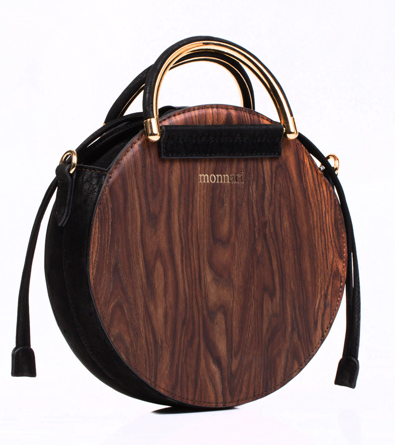 Torebka Monnari Kuferek Stylowa Listonoszka Z Logo Bags Top Handle Bag Luggage
